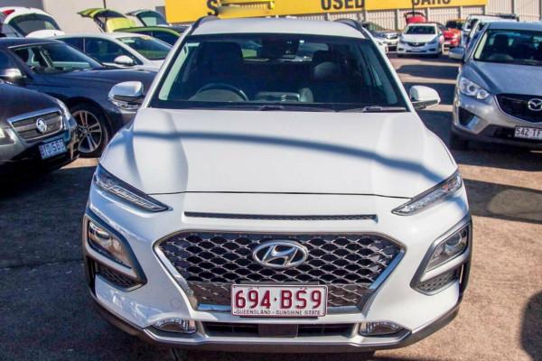 2019 Hyundai Kona OS.2 MY19 Elite (FWD) Suv Image 2