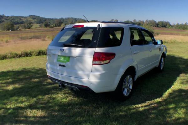 2014 Ford Territory SZ TX Wagon Image 3