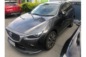 2018 Mazda CX-3 DK sTouring Suv Image 2
