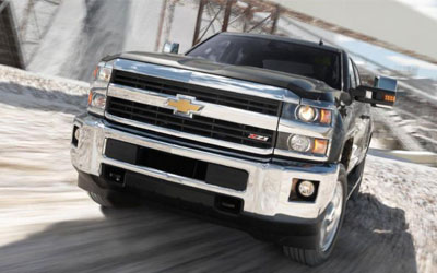 Silverado 2500HD LTZ Power And Handling
