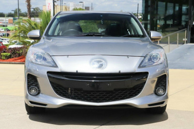 2012 Mazda 3 BL Series 2 SP25 Sedan Image 5