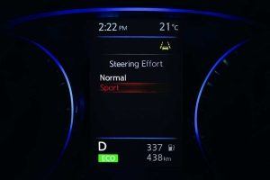 Steering Mode Image