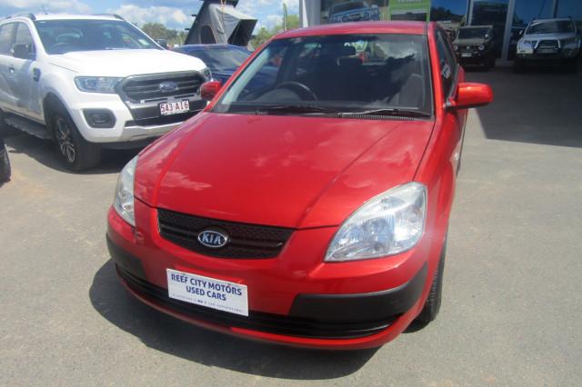2009 Kia Rio JB MY09 LX Hatchback