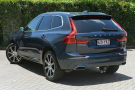 2018 MY19 Volvo XC60 UZ D4 Inscription Wagon