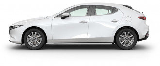 2020 MY21 Mazda 3 BP G20 Pure Other image 21
