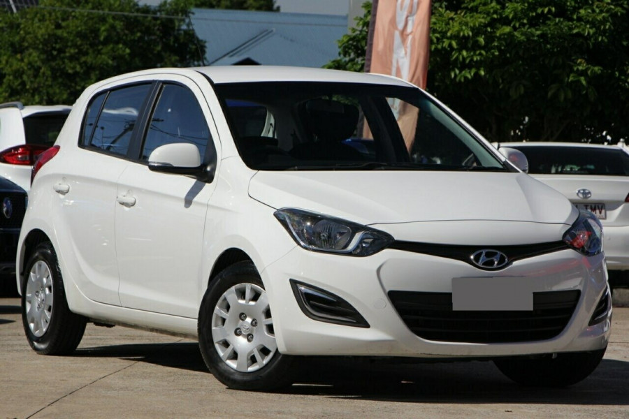 2015 Hyundai i20 PB MY15 Active Hatchback