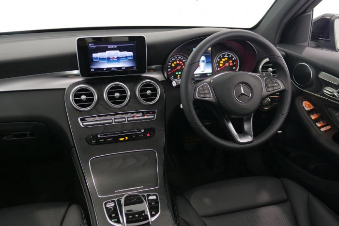2018 Mercedes-Benz C Class GLC200 Wagon