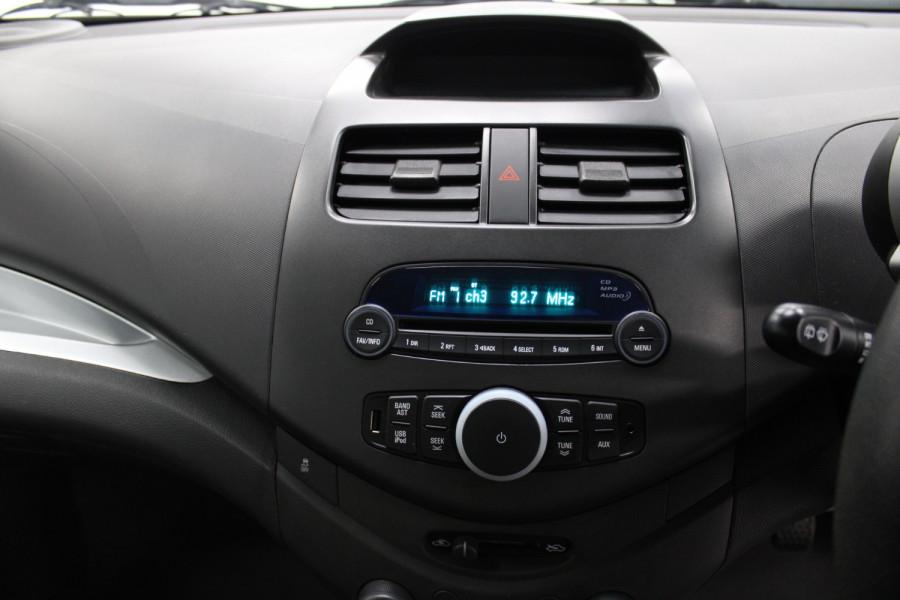 2011 Holden Barina Spark MJ  CD Hatchback Image 14