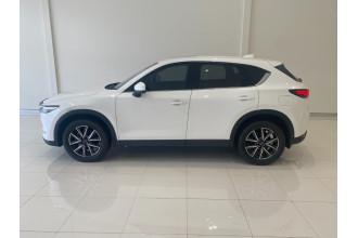 2017 Mazda CX-5 KE1022 Tw.Turbo Akera Suv Image 3