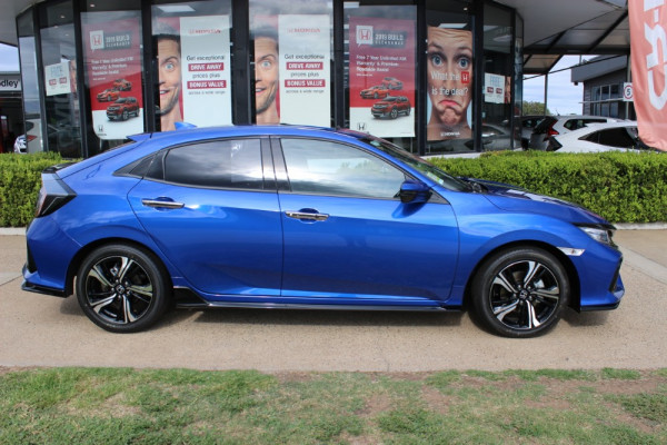 2019 MY20 Honda Civic Hatch 10th Gen RS Other Image 4