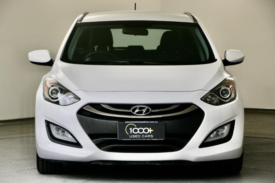 2013 Hyundai I30 GD Active Wagon