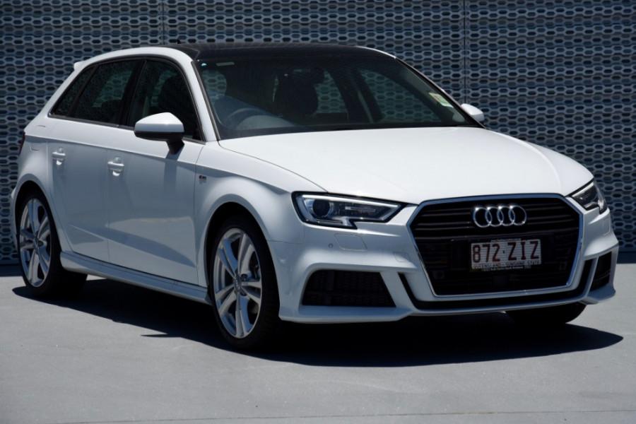 2019 Audi A3 Hatchback Image 1