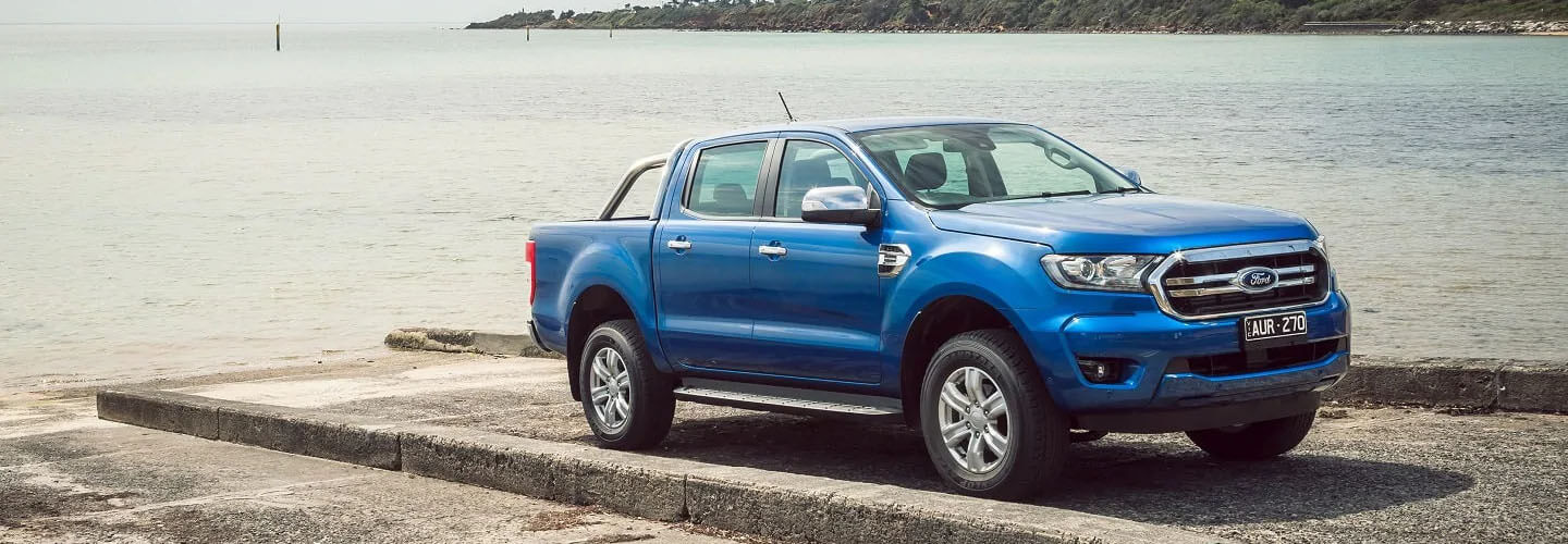 New Ford Ranger Colours And Range Trinity Ford
