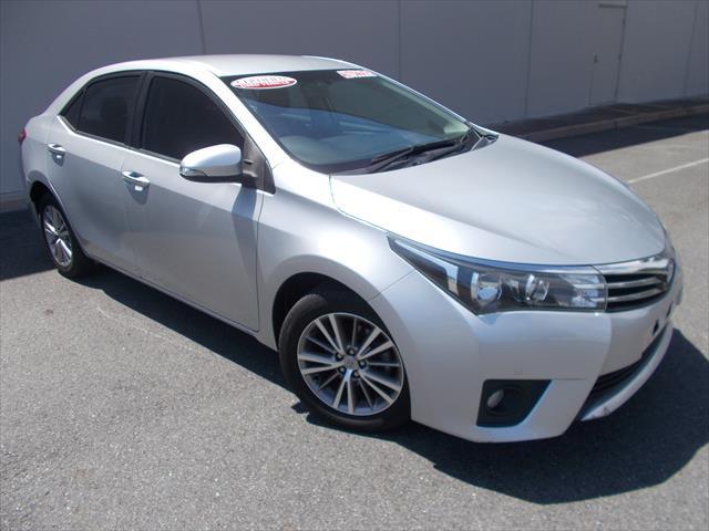 Toyota Corolla SX ZRE172R