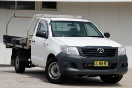 Toyota HiLux TGN16R MY12