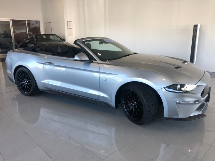 2019 MY20 Ford Mustang FN 2020MY GT Convertible Image 18