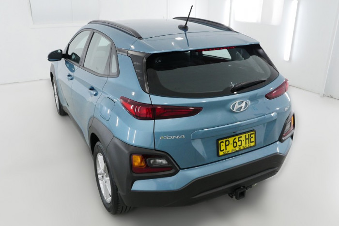 2017 MY18 Hyundai Kona OS Active Suv Image 20
