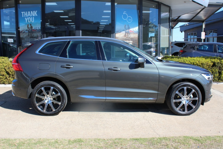 2019 MY20 Volvo XC60 UZ T5 Inscription Suv Mobile Image 3