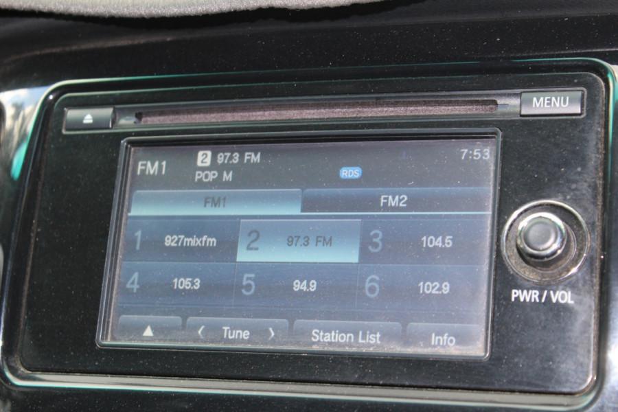 2016 Mitsubishi Triton MQ  GLS Utility