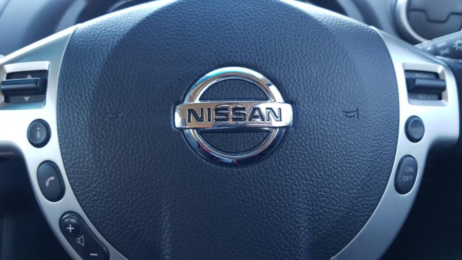 2013 MY12 Nissan DUALIS J107 Series 3 +2 ST Hatch Image 15