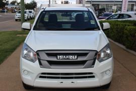 2020 MY19 Isuzu UTE D-MAX SX Single Cab Chassis High-Ride 4x2 Cab chassis - single cab Mobile Image 2