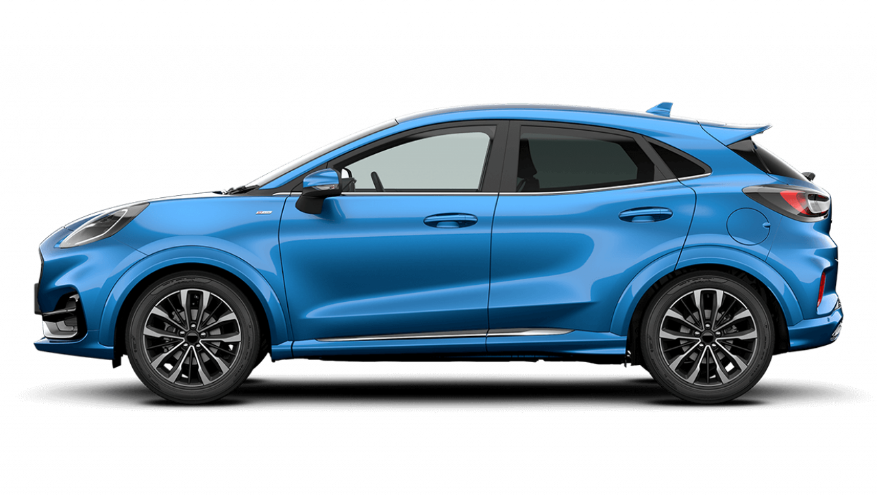 2021 MY21.25 (under construction) Ford Puma JK ST-Line V Suv Image 6