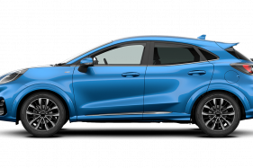2021 MY21.25 (under construction) Ford Puma JK ST-Line V Suv