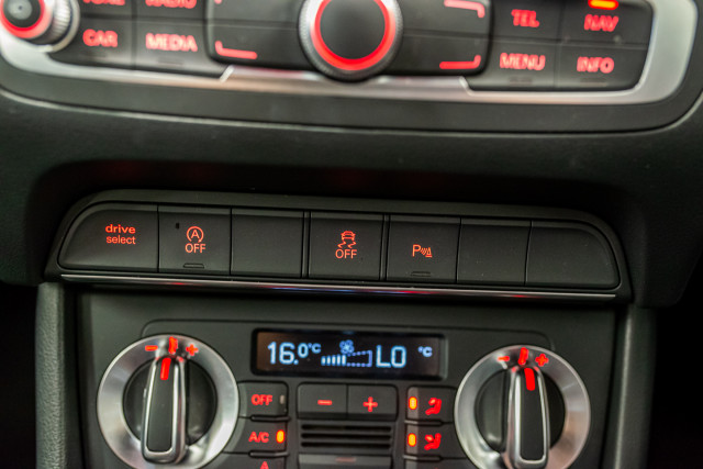 2014 MY16 Audi RS Q3 8U 2.5 TFSI Suv Image 29