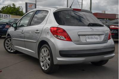 2012 Peugeot 207 A7 Series II MY12 Sportium Hatchback Image 4