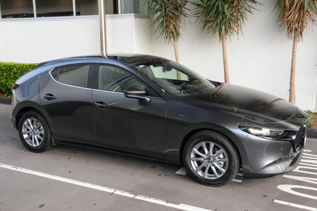 2019 Mazda 3 BP G20 Pure Hatch Hatchback Image 5