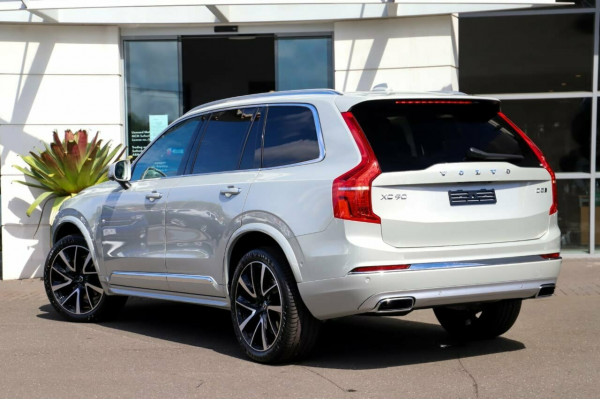 2021 MYon Volvo XC90 L Series D5 Inscription Image 4