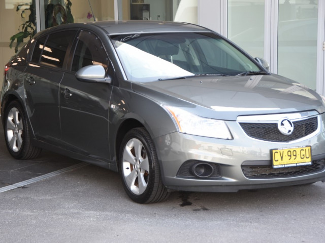 2012 Holden Cruze Vehicle Description. JH  II MY12 CD Hatch 5dr SA 6sp 1.8i CD Hatchback