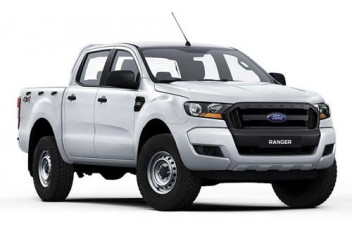 Ford Ranger 4x4 XL Double Cab Pickup 2.2L PX MkII