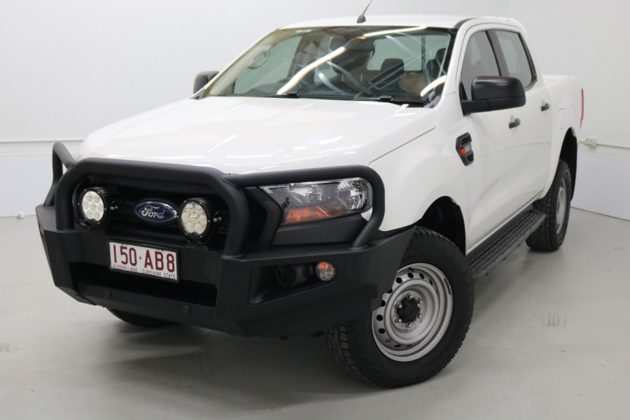 2017 Ford Ranger PX MKII XL Utility