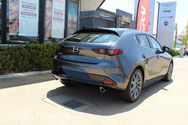 2020 MY19 Mazda 3 BP G25 Evolve Hatch Hatch Image 5