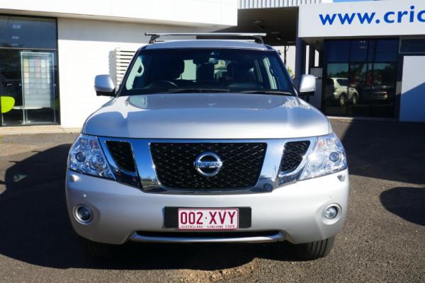Nissan Patrol Wagon Y6