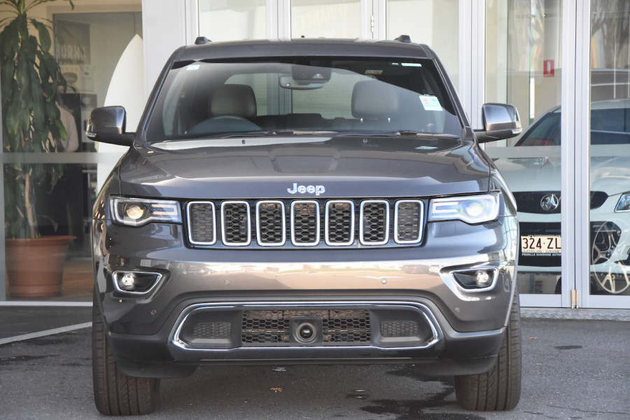 2019 Chrysler Grand Cherokee LIMITED 4x4 3.0LT/D 8Spd Auto Wagon