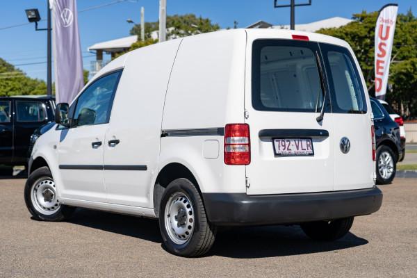2014 MY15 Volkswagen Caddy 2KN  TSI160 Van Image 2