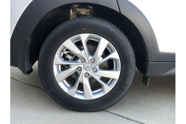 2019 MY20 Hyundai Tucson TL4 MY20 ACTIVE X Suv Image 3