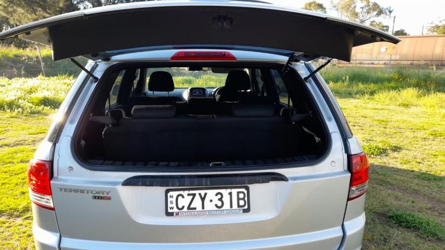 2014 Ford Territory SZ Turbo TS Wagon Image 9