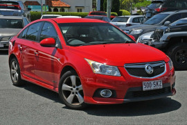 Holden Cruze SRi JH Series II MY11