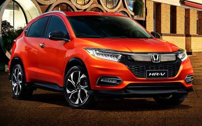 New HR-V Styling