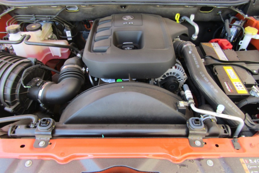 2018 MY19 Holden Colorado RG MY19 Z71 Utility Image 13