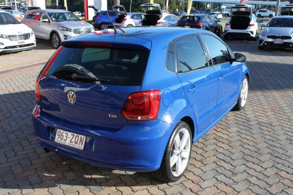 2012 MY12.5 Volkswagen Polo 6R MY12.5 66TDI Hatchback Image 3