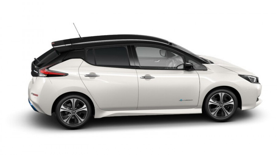 2020 Nissan LEAF ZE1 LEAF Hatchback Image 14
