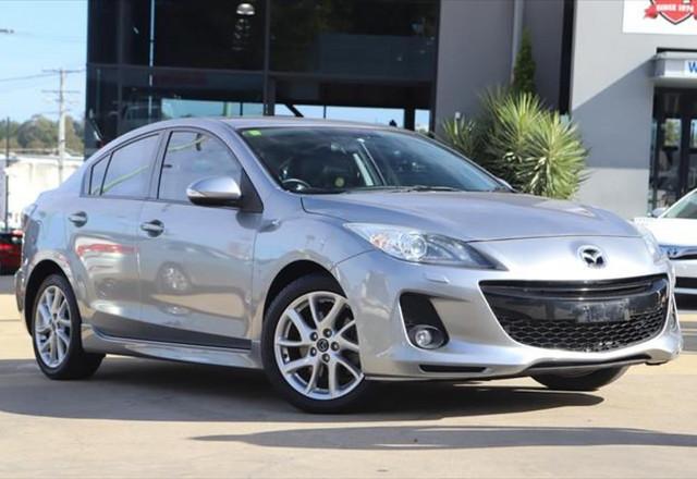 2012 Mazda 3 BL Series 2 MY13 SP25 Sedan
