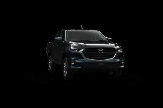 2020 MY21 Mazda BT-50 TF XT 4x2 Pickup Cab chassis Image 5