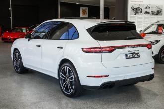 2018 Porsche Cayenne 9YA MY19 Turbo Suv Image 5
