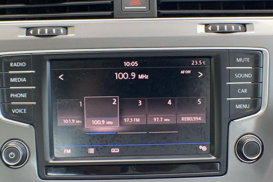 2016 MY17 Volkswagen Golf 7 92TSI Hatch Image 9