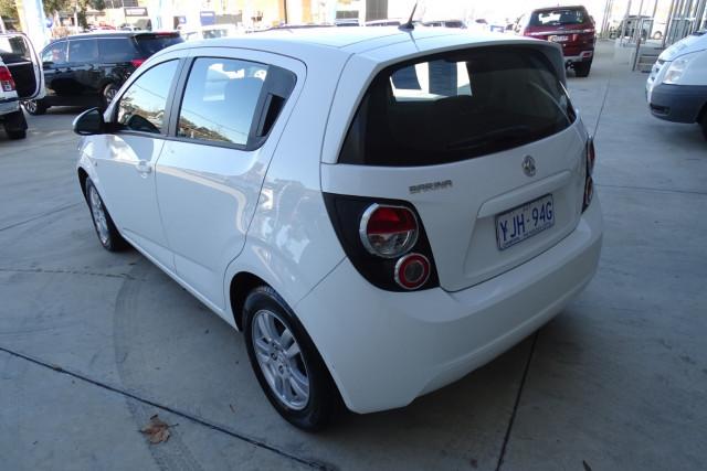 2012 Holden Barina CD Hatch 10 of 22